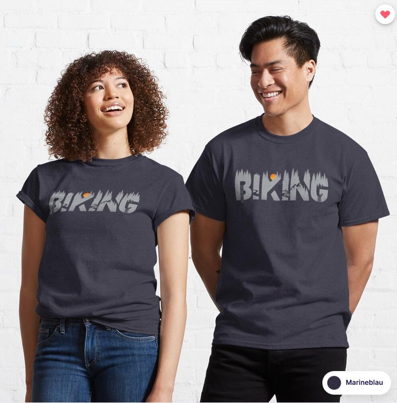 Biking - climb the mountain